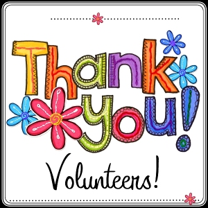 Volunteer Recognition Thank You