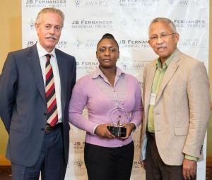 2014 JB Fernandes Award for NGO Excellence in Trinidad & Tobago