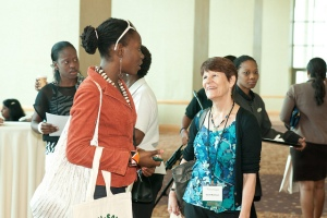 Networking T&T NGO Professionals Conference