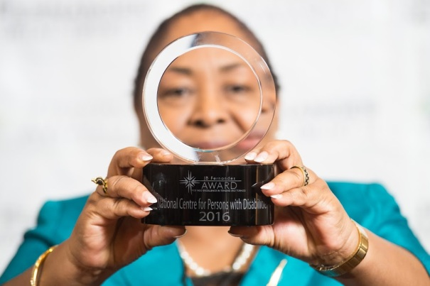JB Fernandes Award - 2016 Winner