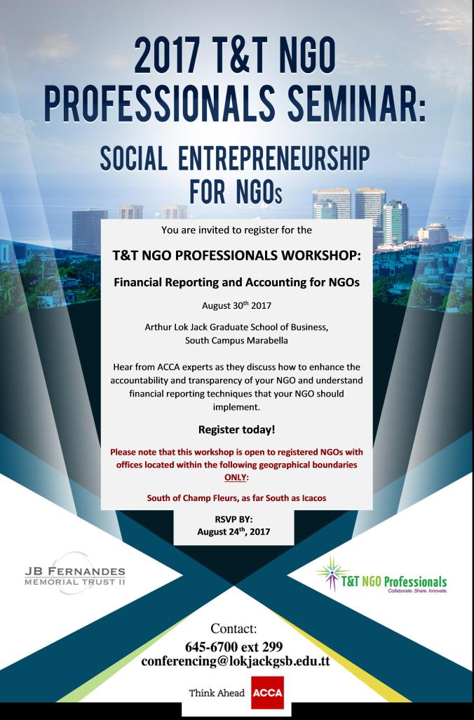 Eshot - Financial Reporting and Accounting for NGOs